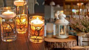 Διακόσμηση: Eύκολες και Οικονομικές Αλλαγές στο Σπίτι πριν Μπει το Φθινόπωρο!