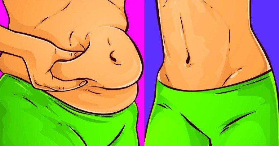 4+1 λόγοι για τους οποίους δεν χάνετε το λίπος του σώματος