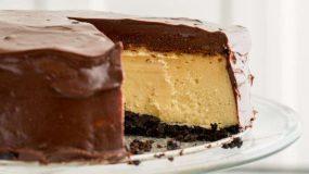 Πεντανόστιμο  cheesecake Baileys