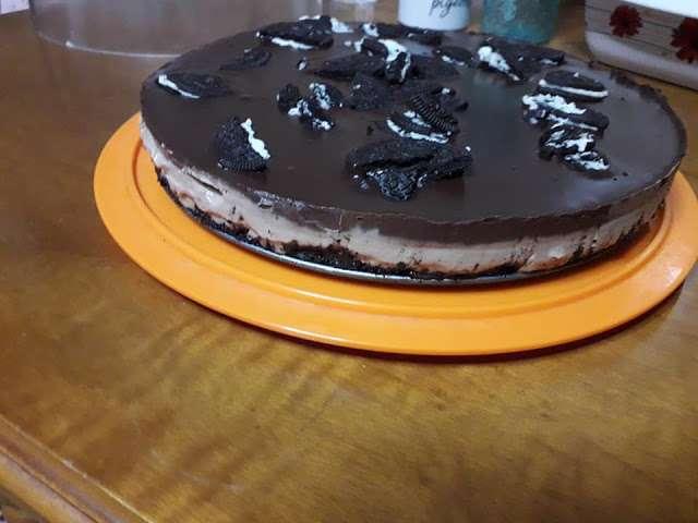 Cheese cake με σοκολάτα όνειρο !!!