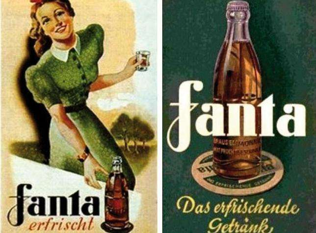 Γνωρίζετε πως επινοήθηκε το όνομα Fanta;