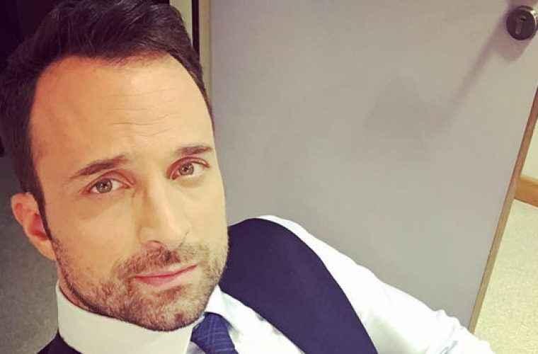 Γιώργος Λιανός: Έγινε νονός έχοντας στο πλάι του τη νέα του σύντροφο!