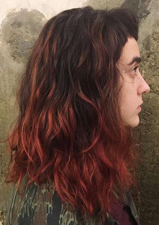 Mahogany: 19+1 φανταστικές αποχρώσεις για καστανοκόκκινα μαλλιά