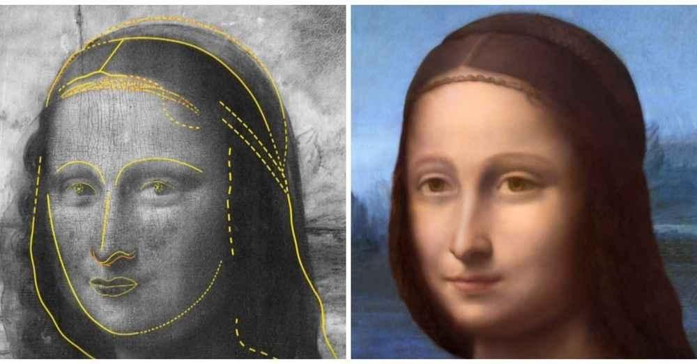 Οι επιστήμονες ανακάλυψαν μια σοκαριστική αλήθεια για τον διάσημο πίνακα της Μόνα Λίζα