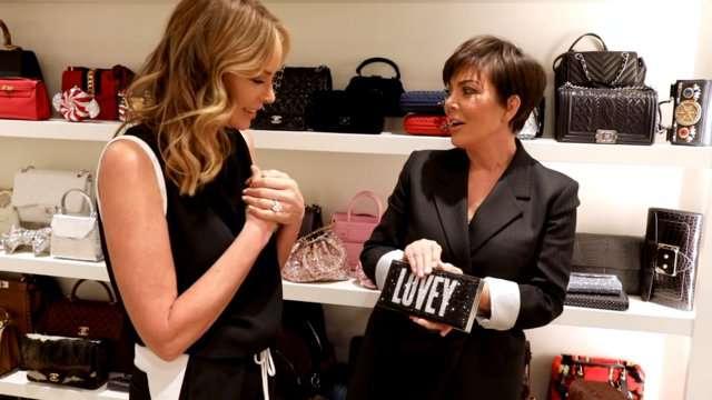 H ντουλάπα – υπερπαραγωγή της Kris Jenner είναι το όνειρο κάθε γυναίκας