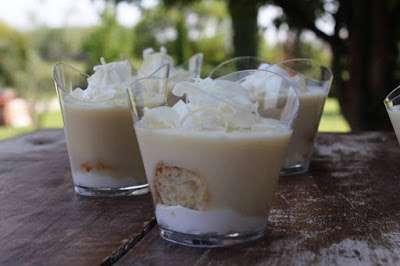 Προφιτερόλ λευκής σοκολάτας για κέρασμα! πανεύκολο με μοναδική γεύση !!!!
