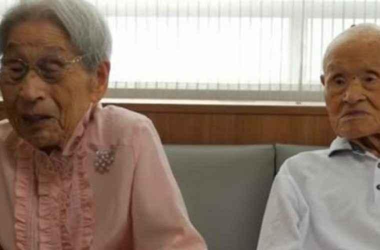 Γάμος-ρεκόρ: 81 χρόνια παντρεμένοι -Κυνικά ειλικρινής η σύζυγος για το πώς άντεξαν