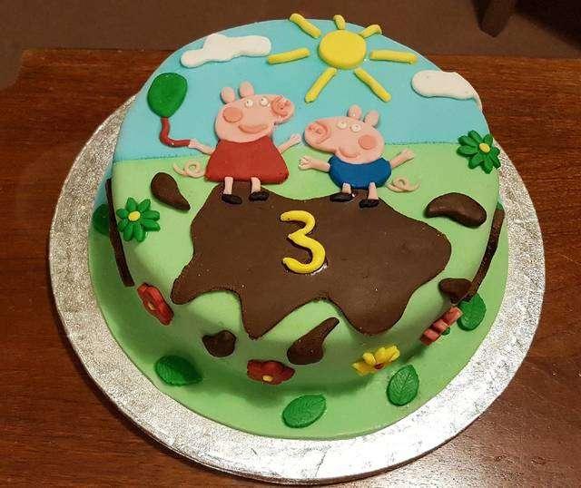 Τούρτα Peppa Pig για το παιδικό πάρτι που θα ξετρελάνει τα παιδάκια σας!
