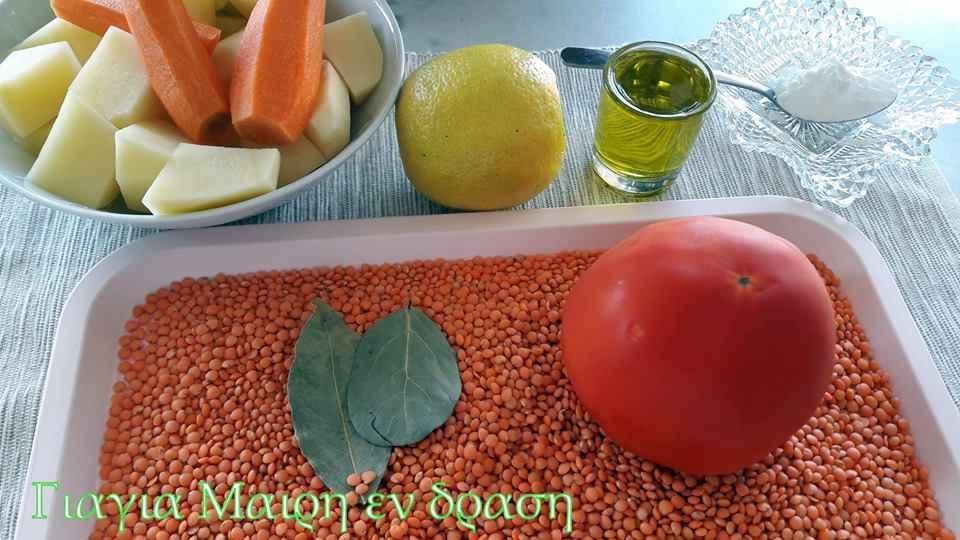 Υγιεινές φακές λεμονάτες για μικρούς και μεγάλους!