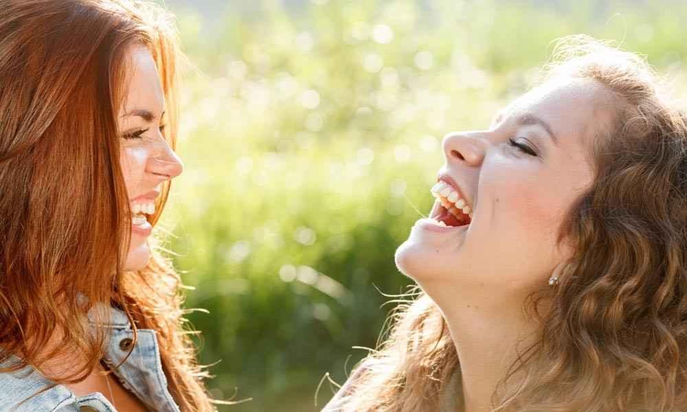 Το χαμόγελο είναι το καλύτερο anti-stress φάρμακο.