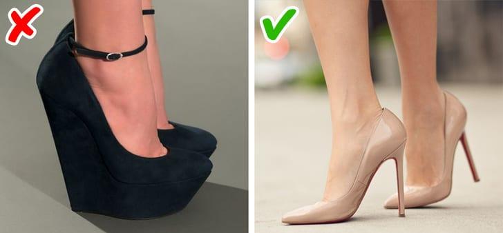 Πώς να διαλέγετε κομψά παπούτσια