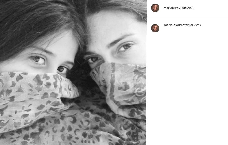 Γκαρσόνα Βου τζούνιορ: Η κόρη της Μαρίας Λεκάκη στην πρώτη της εμφάνιση στο γυαλί εντυπωσιάζει