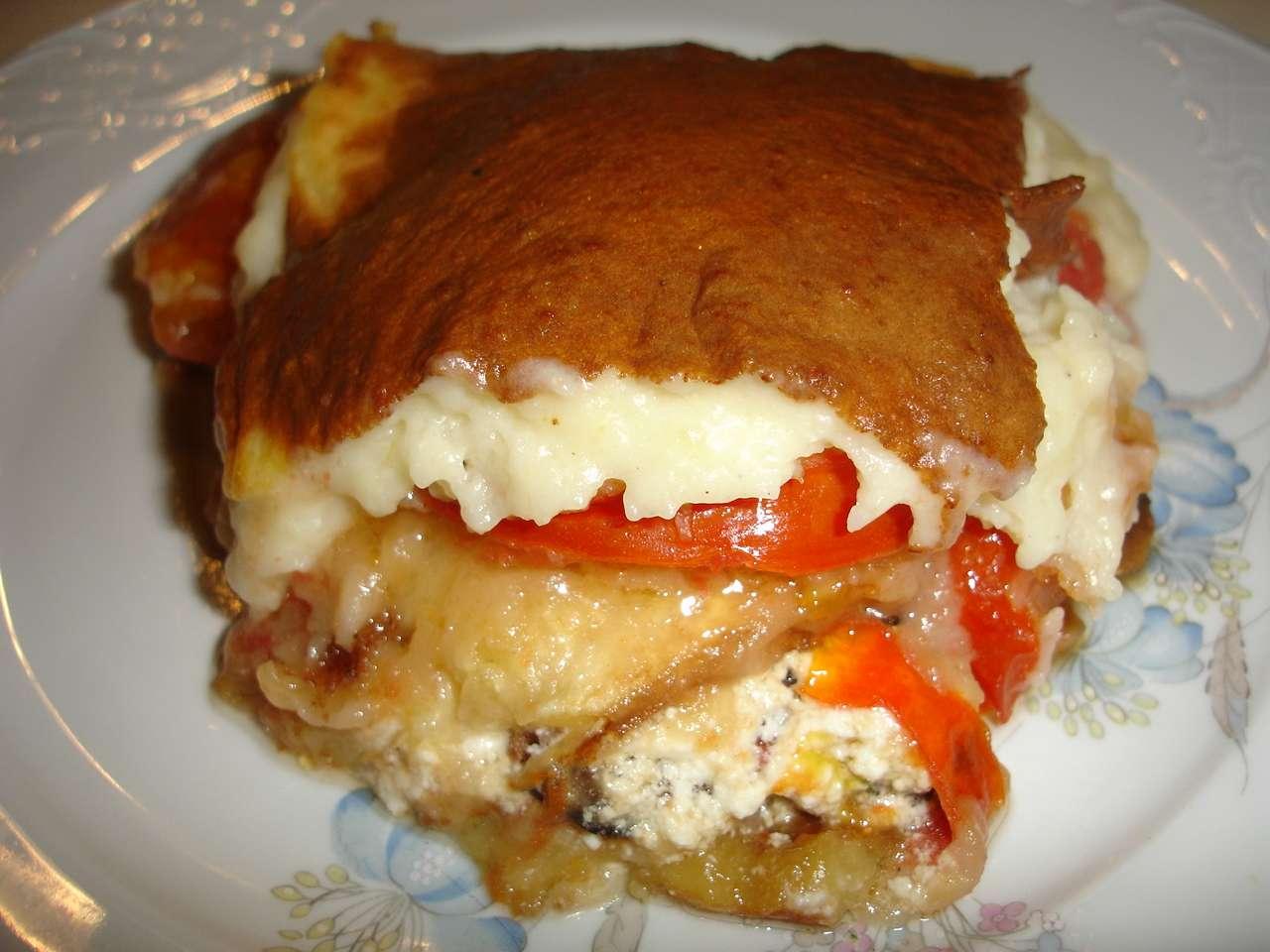 Συνταγή για παιδιά: Λαχανικά με Μπεσαμέλ στο Φούρνο
