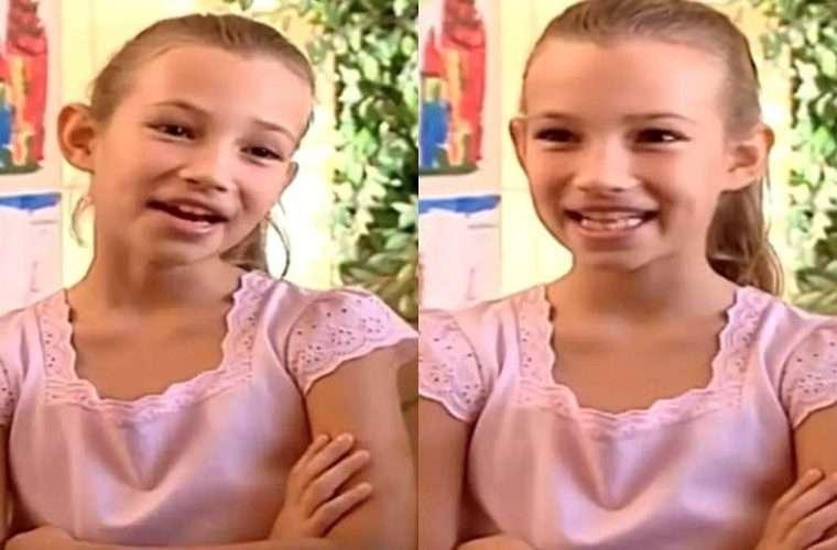 Η μικρή Νεφέλη από τη σειρά «Λατρεμένοι μου Γείτονες» πήγε στο «Next Top Model» και… σάρωσε! (Vid)