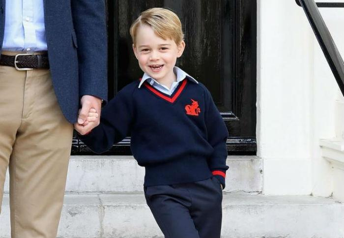 Πρίγκιπας George: Τι αποκάλυψε ο πατέρας του; Με τι έχει εμμονή;