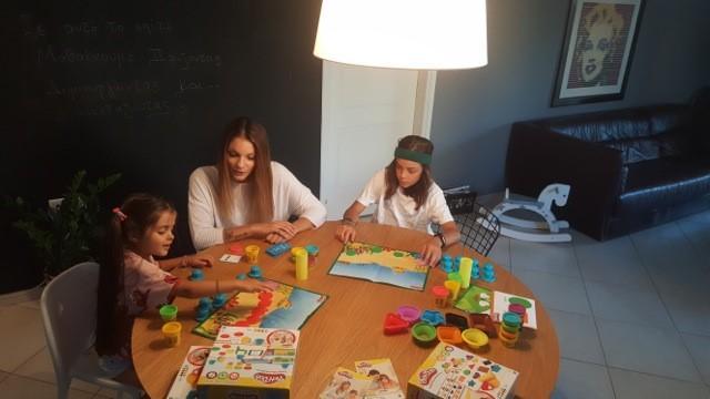 Δημιουργική απασχόληση: Τα οφέλη της στα παιδιά