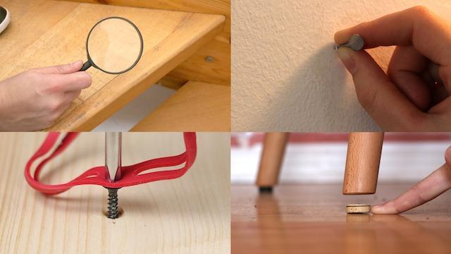3+1 Πανέξυπνες Λύσεις Για Να Επιδιορθώσετε Άμεσα Τις Πιο Κοινές Και Ενοχλητικές Ζημιές Στο Σπίτι