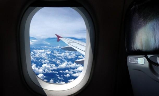 Το γνώριζες ;Για αυτόν το λόγο τα παράθυρα των αεροπλάνων είναι στρογγυλά