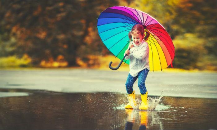 Πώς θα προστατεύσεις το παιδί σου από τον… άστατο φθινοπωρινό καιρό; Τι ρούχα να φορέσει;