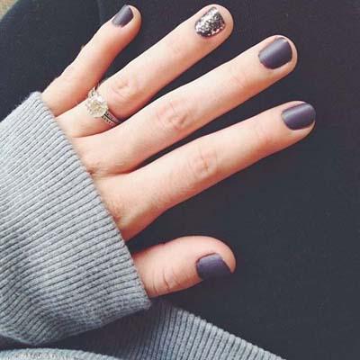 39+1 προτάσεις με εντυπωσιακά σχέδια στα νύχια για τον Οκτώβριο