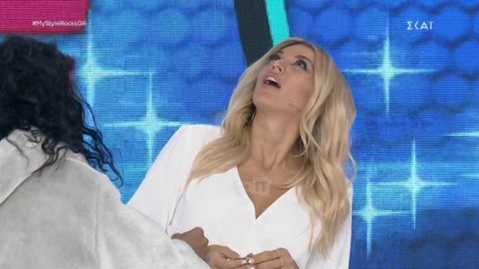 """Κωνσταντίνα Σπυροπούλου: Η γκάφα της """"γκρέμισε"""" το πλατό! Απίθανο σκηνικό στο My Style Rocks…"""