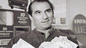 Σαν σήμερα στις 03 Οκτωβρίου το 2001 πέθανε ο Κώστας Χατζηχρήστος