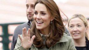 Το παντελόνι της Kate Middleton είναι Zara και κοστίζει 30 ευρώ! (εικόνα)