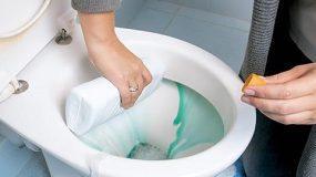 Αποτελεσματικοί τρόποι για να εξαφανίσετε το πουρί στο μπάνιο!
