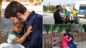 Ποιος είναι ο πατέρας Αντώνιος που κέρδισε το βραβείο του Kαλύτερου Ευρωπ