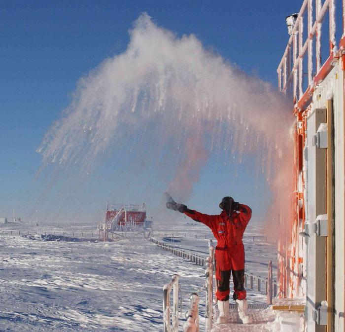 Αστροβιολόγος μαγείρεψε στους -80°C και τα αποτελέσματα πραγματικά συναρπάζουν
