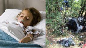 Κιλκίς: Το δυστύχημα της στοίχισε τη μητέρα και την ακρωτηρίασε - Πώς να βοηθήσουμε την 10χρονη