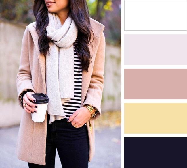 9+1 κλασικοί συνδυασμοί χρωμάτων στα ρούχα για να αποκτήσετε το τέλειο στυλ