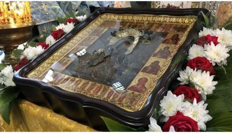 Βρέθηκε μετά από 100 χρόνια θαυματουργή εικόνα της Παναγίας