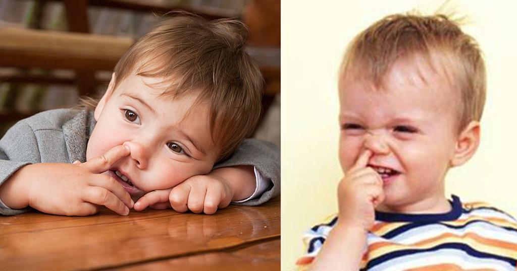 Το σκάλισμα της μύτης δεν είναι καθόλου αθώο.. Δείτε τι μπορεί να προκαλέσει