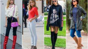 Ποια γυναικεία μπότα να επιλέξεις ανάλογα με το σώμα σου!