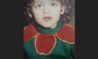 Αναγνωρίζετε το κοριτσaki της φωτογραφίας; Είναι διάσημη ξανθιά παρουσιάστρια!