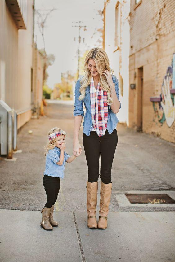 Μαμά και κόρη: 29+1 υπέροχα σύνολα