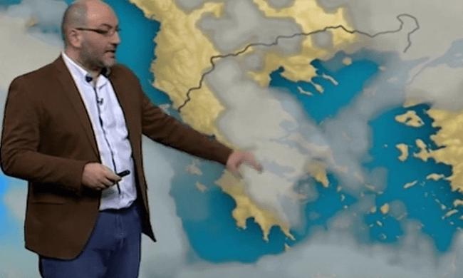Καιρός: Από την ψυχρή στη... θερμή εισβολή. Η ανάλυση του Σάκη Αρναούτογλου (video)