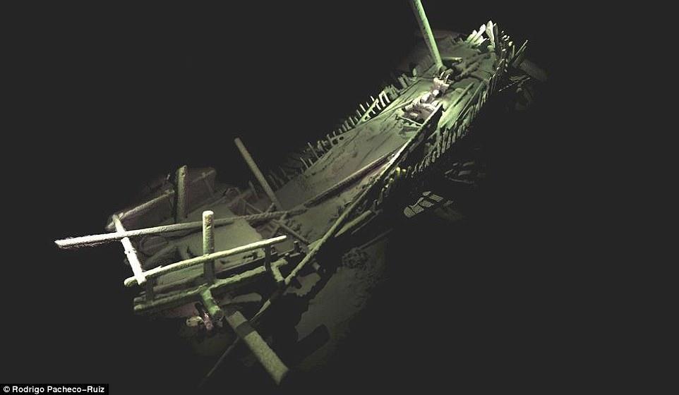 Βρήκαν το «Πλοίο του Οδυσσέα» στη Μαύρη Θάλασσα – Το αρχαιότερο ναυάγιο είναι αρχαιοελληνικό
