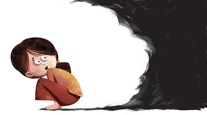 """""""O φόβος μέσα από τα μάτια του παιδιού"""""""