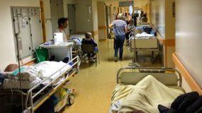 Ο πραγματικός πόνος και η δυστυχία, βρίσκονται στα νοσοκομεία