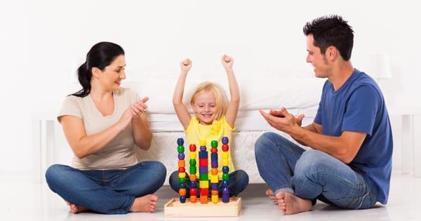 Όταν οι γονείς γίνονται αρωγοί στην ανάπτυξη της αυτοεκτίμησης ενός παιδιού.