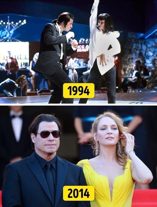 14+1 διάσημοι Πρωταγωνιστές κλασικών Ταινιών Ξανασυναντιούνται μετά από χρόνια. Δείτε ΠΩΣ είναι Σήμερα!