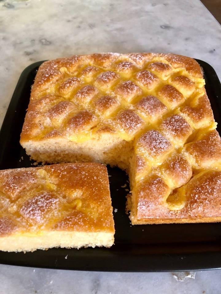 Λαχταριστό Κέικ με αρωμα λεμονιού