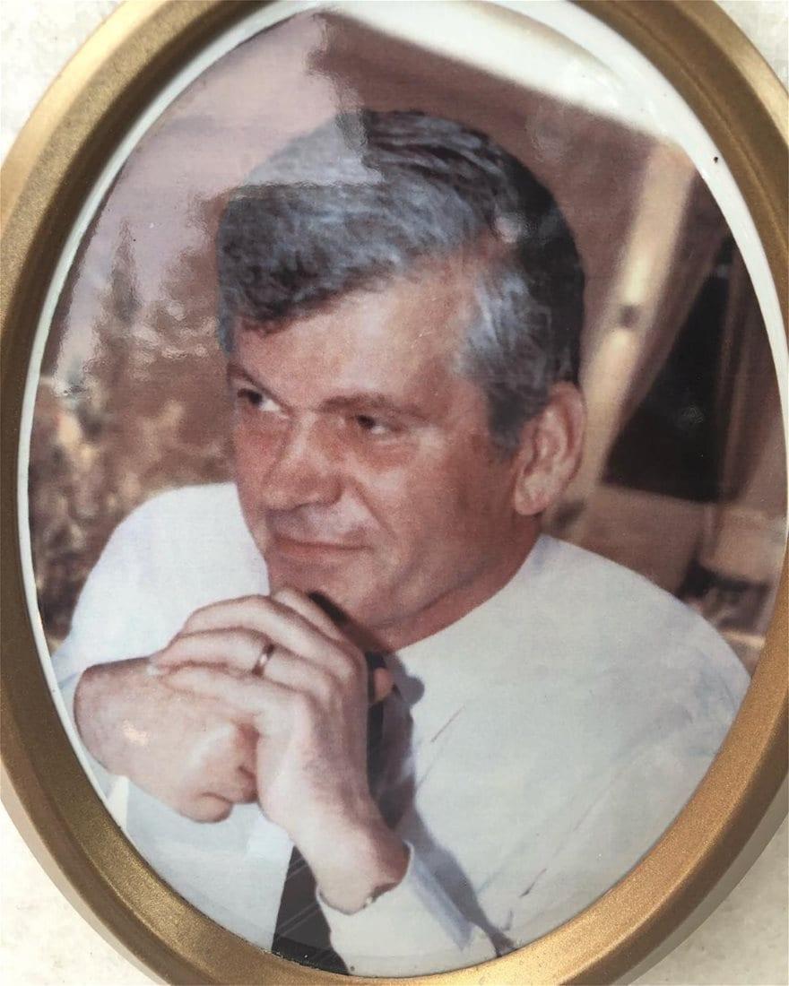 Το μήνυμα του Γιάννη Σπαλιάρα στον πατέρα του, που έχει φύγει από τη ζωή