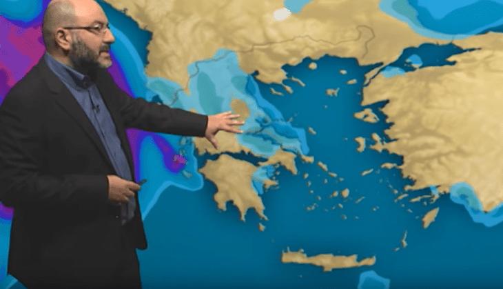 Η καιρική εμμονή και η τάση για αλλαγή και βροχές από Τετάρτη! Η ανάλυση του Σάκη Αρναούτογλου (video)