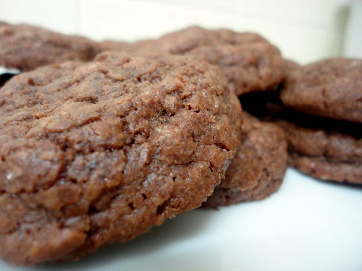 Λαχταριστά κουλουράκια Nutella's με 5 υλικά σε 10′