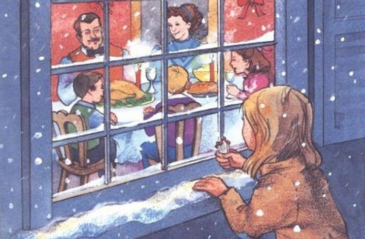 Πριν από 172 χρόνια ο Χανς Κρίστιαν Άντερσεν έγραψε την πιο συγκινητική Χριστουγεννιάτικη ιστορία:Το «κοριτσaκι με τα σπίρτα»