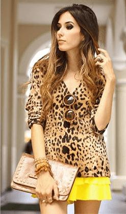 Πως να φορέσεις το λεοπάρ το κορυφαίο animal print και να ξεχωρίσεις!
