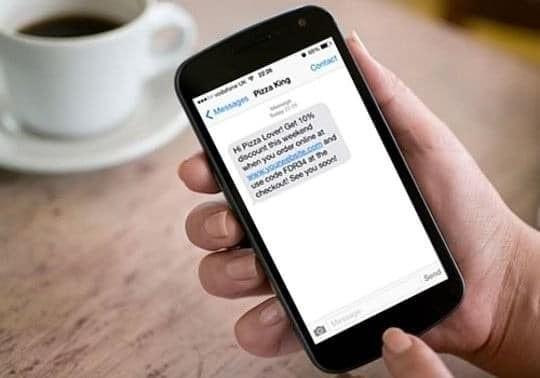Προσοχή!  Αν λάβετε αυτά τα μηνύματα στο κινητό σας τρέξτε στην Αστυνομία!